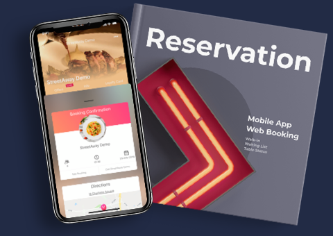 Real-Time Reservations