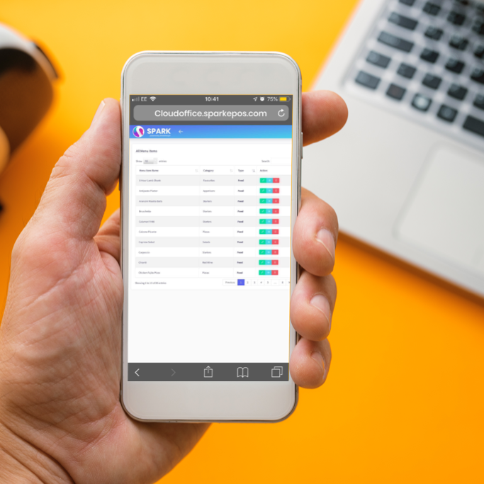 Cloud office mobile