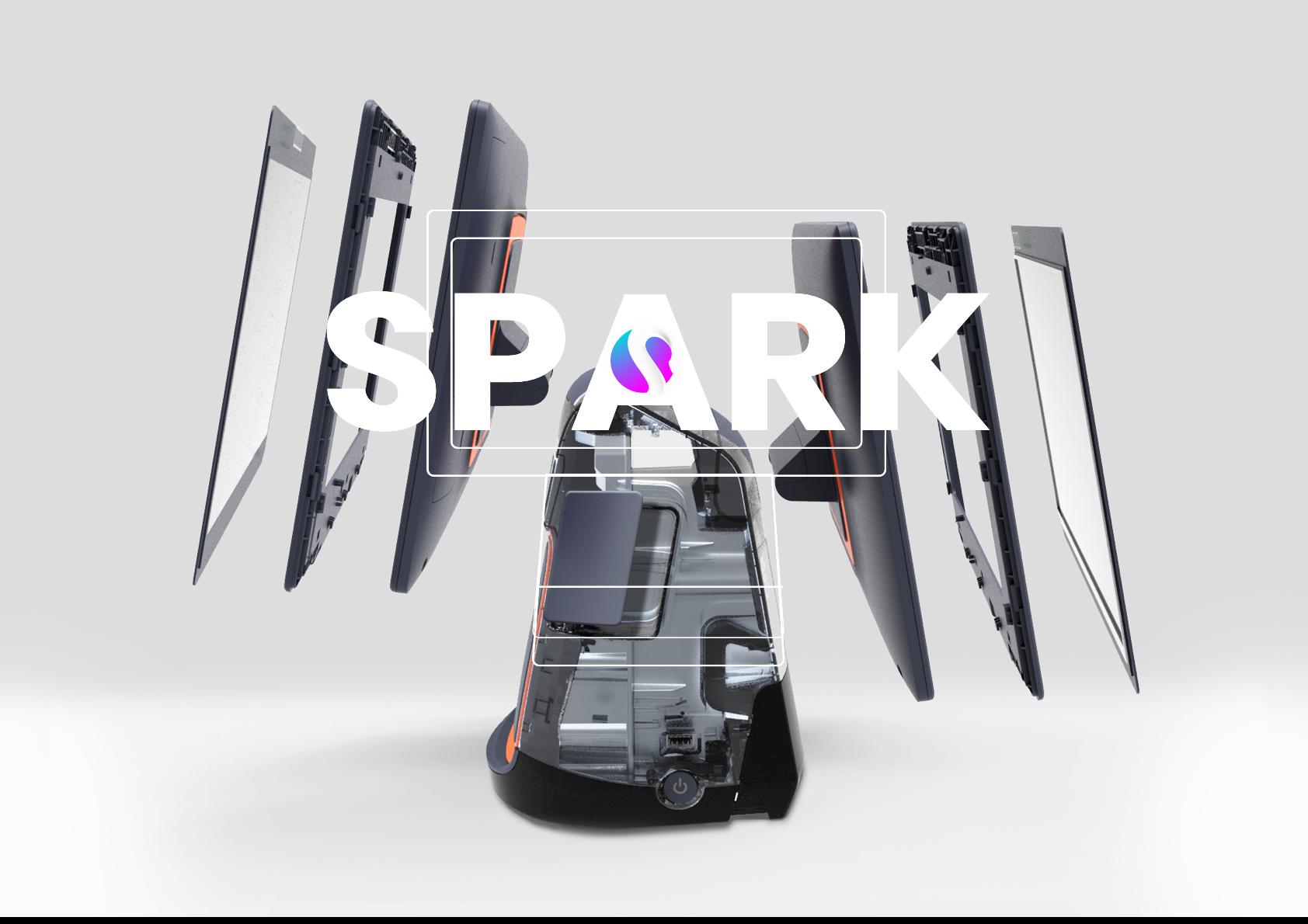spark epos brand guidelines