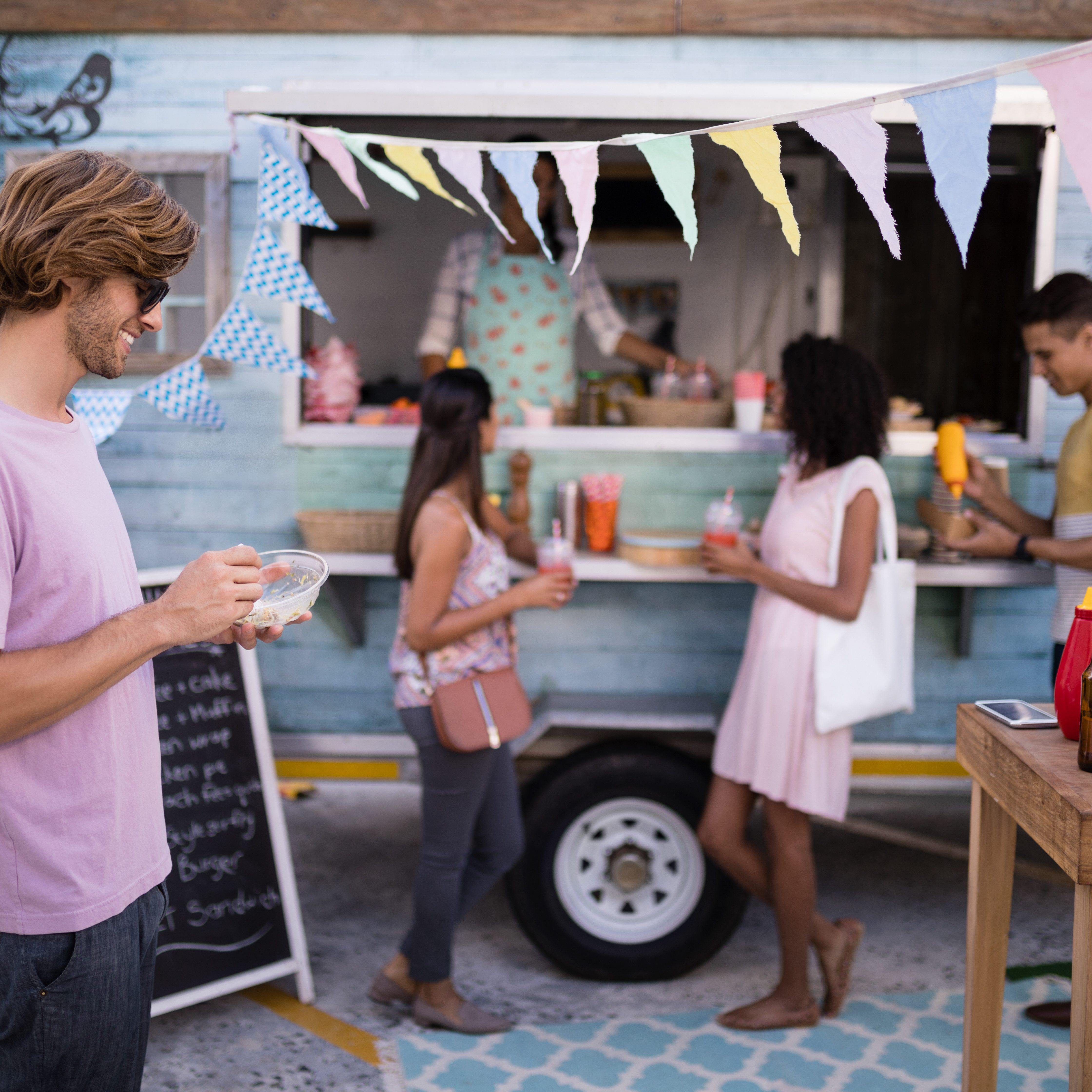 events or mobile business food truck